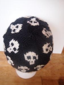 skulls back view