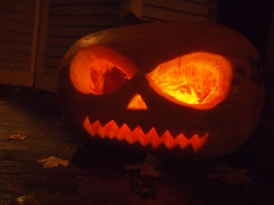 Heather's Jack-o-lantern
