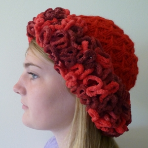 one for the red hat ladies