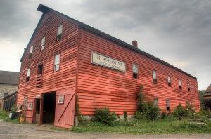 Asselstine Woolen Factory- Upper Canada Village