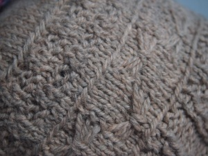 top down hat...detail
