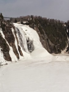 Montmerency Falls