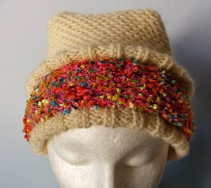 Easter Basket Hat