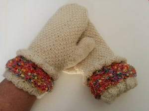Easter Mittens