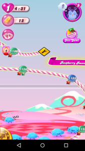 Finally...the end of candy crush...