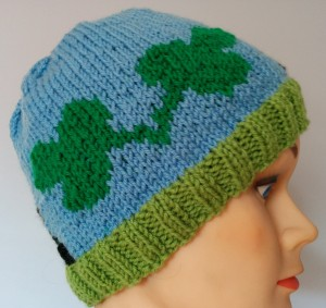St. Patricks Day..gillianknits.com