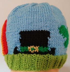St. Patricks Day...Gillianknits.com