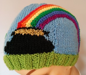 St Patricks Day...gillianknits.com