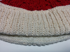 retrofit with cotton inside the brim
